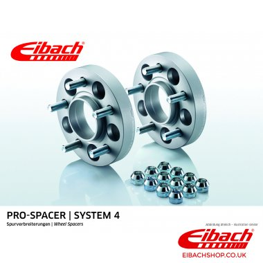 Eibach Pro-Spacer Kit (Pair Of Spacers) 20mm Per Spacer (System 4) S90-4-20-010