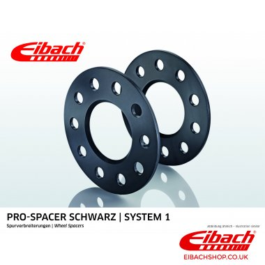 Eibach Pro-Spacer Kit (Pair Of Spacers) 5mm Per Spacer (System 1) S90-1-05-010-B